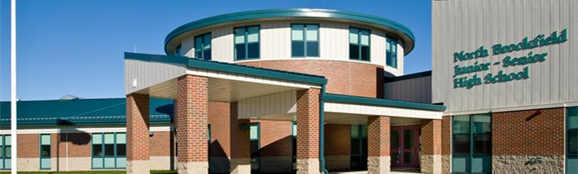 North Brookfield Junior-Senior High School building