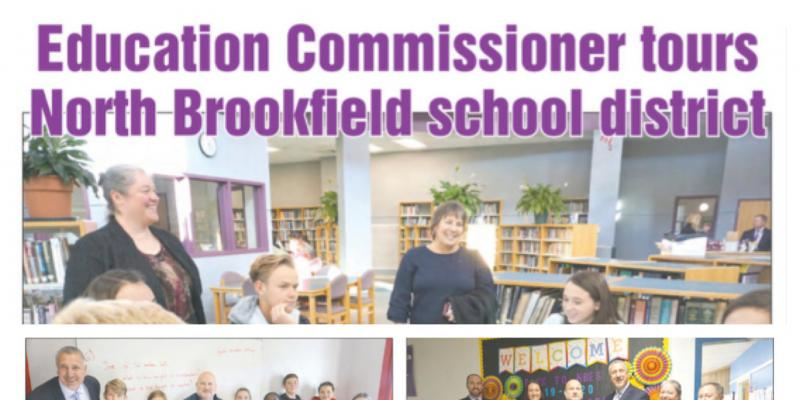 Commissioner Riley Visits NBPS