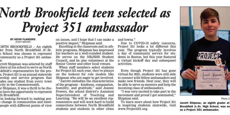 Project 351 Ambassador